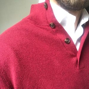 Brooks Brothers Sweaters - Brooks Brothers Cashmere Cotton Blend Sweater